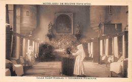 CPA - Hotel-Dieu De BAUNE - Salle Saint-Nicolas, Infirmerie Primitive - Lot De 2 Cartes - France