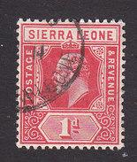Sierra Leone, Scott #91, Used, King Edward VII, Issued 1907 - Sierra Leone (...-1960)