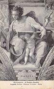 Lot De 6 CP Roma Vaticano Cappella Sistina - Pinturas, Vidrieras Y Estatuas