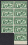 ITALIA - ITALY - Repubblica Sociale - 1944 - Lotto 9 Valori Unificato E23, Nuovi MNH, Uniti. - 4. 1944-45 Repubblica Sociale