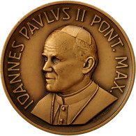 Vatican, Medal, Ioanes Paulus II Pont. Max., FDC, Bronze - Other