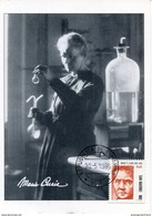 24902 San Marino, Maximum 1985  Madame Marie Curie, Nobel Prize,  Prix Nobel - Famous Ladies