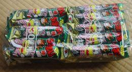 "30 "" Stick Snacks "" Yaokin  Umaibo   ( Doraemon / Yasai Salada Aji  ) - Other"