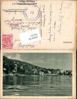 552151,Croatia Abbazia Opatija Hafen - Croatie