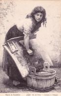 Laveuse à Chiogga - Musée De Neuchâtel - Métiers