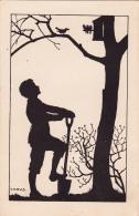 Carte D'illustrateur - Carus - Carus