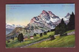 Glarus - BRAUNWALD Mit Ortstock - GL Glaris