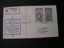 Barbados Cv. 1951 - Barbados (...-1966)