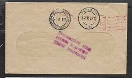 S.Africa, ADDRESS INSUFFICIENT / PRETORIA 7 X 71 HERPOS REPOSTED + PRETORIA 101 7 X 71 - South Africa (1961-...)