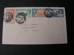 Barbados Cv. 1955 - Barbados (...-1966)