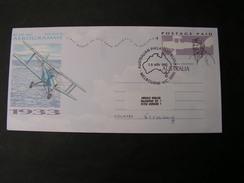 Australia 1995 Nice Aerogramme To Germany - Ganzsachen