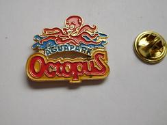 Beau Pin's , Aquapark Octopus , Ténérife , Iles Canaries ,  Pieuvre - Städte
