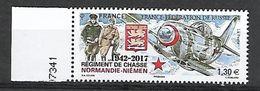 France 2017 - Yv N° 5167 - Régiment De Chasse Normandie-Niemen ** - Unused Stamps