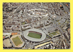 CPSM France, Paris Foot Ball Parc Des Princes & Stade Jean Bouin Stadium Stadion Stade Estadio Stadio - Soccer