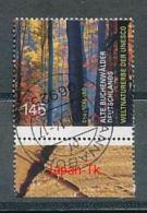 GERMANY  Mi.Nr. 3052 UNESCO-Welterbe - Alte Buchenwälder Deutschlands  - Used - Gebraucht