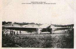 (49) CPA Avion Trimoteur Rene Couzinet  ( Bonne Etat) - 1919-1938: Entre Guerres