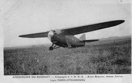 (49) CPA Avion Bernard   ( Bonne Etat) - 1919-1938: Entre Guerres