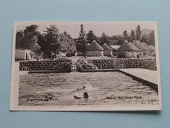 NATAL NATIONAL PARK Swimming Bath (37) Anno 19?? ( Zie Foto's ) Photocard ? ! - Autres
