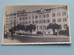 GRANDE HOTEL D'ITALIA (Roiz, Lda) Anno 19?? ( Zie Foto's ) Photocard ? ! - Hotels & Restaurants