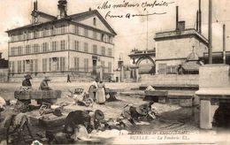 ENVIRONS D'ANGOULEME RUELLE LA FONDERIE ENTREE LAVANDIERE - Autres Communes