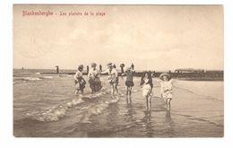 Blankenberge - Les Plaisirs De La Plage - Geanimeerd - 1912 - Blankenberge