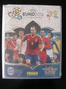 FOOT CARDS PANINI ADRENALYN XL EURO 2012 - SET BASE CARD COMPLET - LOT 175 CARTES NEUVES DIFFÉRENTES - VOIR LISTE - Trading Cards