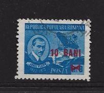 ROUMANIE 1952  YVERT N°1192 OBLITERE - 1948-.... Repúblicas