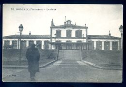 Cpa Du 29  Morlaix La Gare    --  Sep17-04 - Morlaix