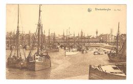 Blankenberge - Le Port - Boot / Bâteau - Haven / Harbour - Blankenberge