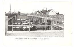 Blankenberge / Blankenberghe - Heyst / Heist - Les Ecluses - Enkele Rug - Blankenberge