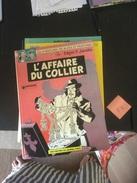 Blake Et Mortimer L'affaire Du Collier - Blake Et Mortimer
