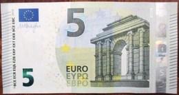 UN BILLET DE 5 CINQ EURO 2013 NEUF SANS PLIURE SERIE V B ESPAGNE - 5 Euro