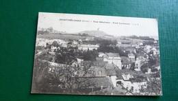 MONTBELIARD (Doubs) - Vue Générale - Fort Lachaux - Montbéliard