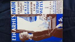 PARTITION MUSICALE-EIN ARMES MADI-LIED UND TANGO VON FRITZ ROTTER-STEPHAN WEISS- DOBLINGER-WIEN LIEPZIG-WOUTY WIMMER - Scores & Partitions