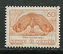 Colombie ** N° 954 - Le Caurale Soleil - - Colombie