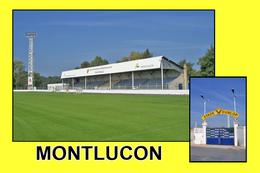 Montlucon (03) Stade Dunlop - Montlucon