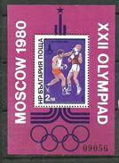 IVERT B F Nº90 ** 1979 - Verano 1980: Moscu