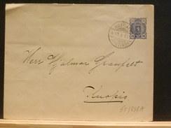 65/378A ENV.FINLANDE 1901 - Ganzsachen