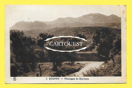 CPA BOGHNI MONTAGNE DU DJURDJURA ( Peu Commune ) - Algérie