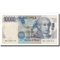 Italie, 10,000 Lire, KM:112b, 1984-09-03, TTB - [ 2] 1946-… : République