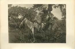 PHOTO AFRIQUE CAMEROUN FUMBAN N° 311681 - LE SULTAN A CHEVAL - Cameroon
