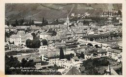 ALBERTVILLE - Vue à Vol D'oiseau Vers Les Casernes - Albertville