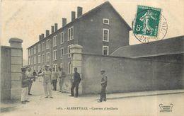 ALBERTVILLE - Caserne D'artillerie. - Albertville