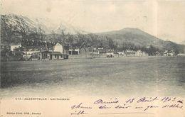 ALBERTVILLE - Les Casernes. - Albertville