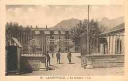 ALBERTVILLE - La Caserne. - Albertville