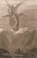 ---- PEINTURES --- Salon De Paris - G BUSSIERE  La Mort De Roland - Neuve Excellent état - Peintures & Tableaux