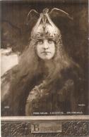 ---- PEINTURES --- Salon De Paris - G.BUSSIERE -  Brunnehild  - Neuve Excellent état - Peintures & Tableaux