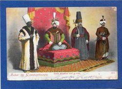 CPA Turquie Turkey Sultan Circulé - Turkey