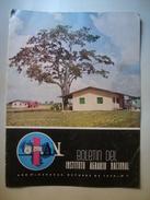 IAN. BOLETÍN DEL INSTITUTO AGRARIO NACIONAL - VENEZUELA, AÑO 2. OCTUBRE 1950. Nº 7. 16 PAGES. - Magazines & Newspapers