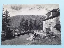 Auberge D'ALLE ( Cinéar ) Anno 1955 ( Zie Foto Voor Details ) - Vresse-sur-Semois